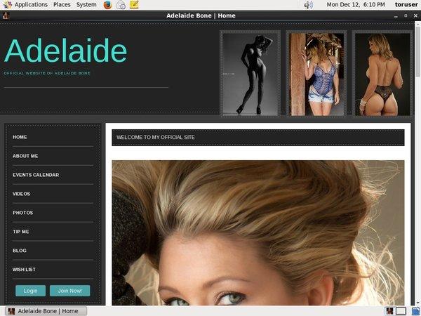 AdelaideBone Free Members