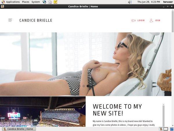 Candicebrielle.com Join Again