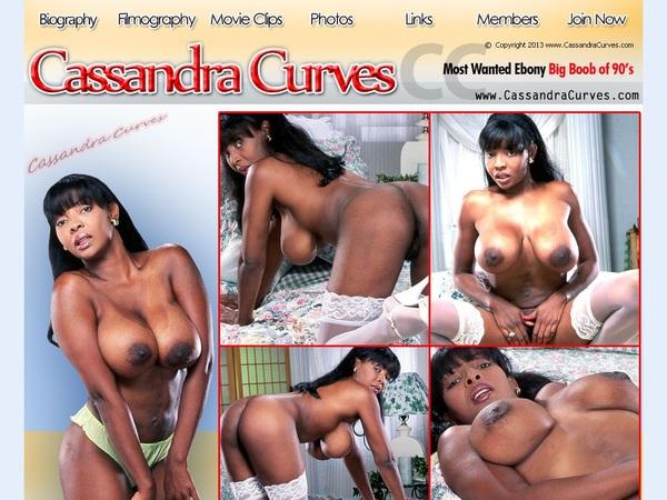 Cassandra Curves Contraseña