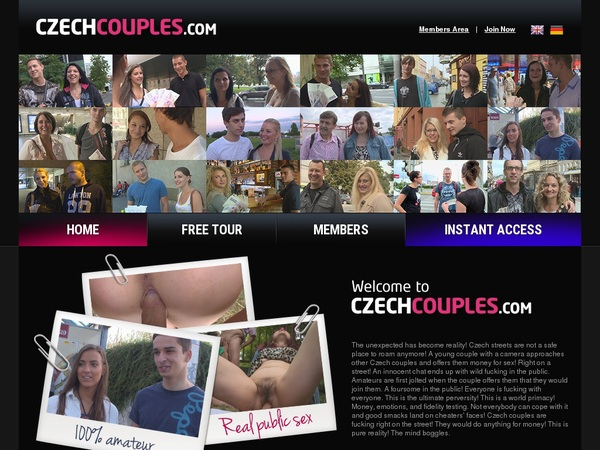 Czechcouples.com Web Billing
