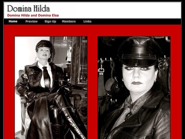 Domina Hilda Contraseña