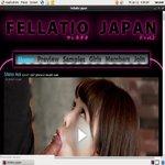 Fellatio Japan Mobile Account