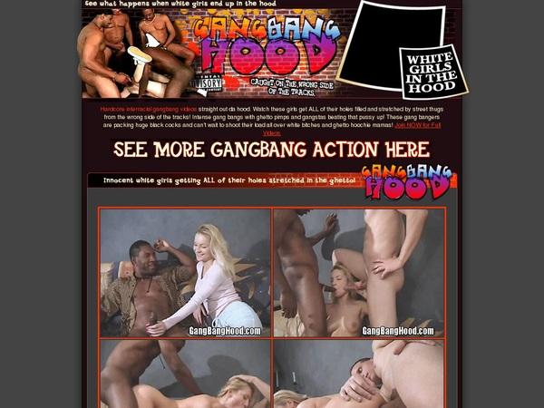 Gangbanghood Porn Passwords