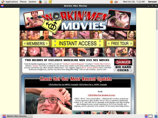 How To Get Into Workin Men Movies Free