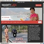 Naughty-lada.com Paypal Offer
