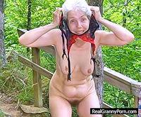 Realgrannyporn.com grandma