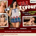 TNA Tryouts Free Account Password