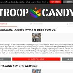 Troop Candy With Zombaio