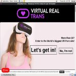 Virtual Real Trans Feet