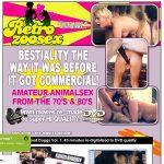 Retro Zoo Sex Checkout