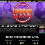 Ladyboy Wank Trial Membership