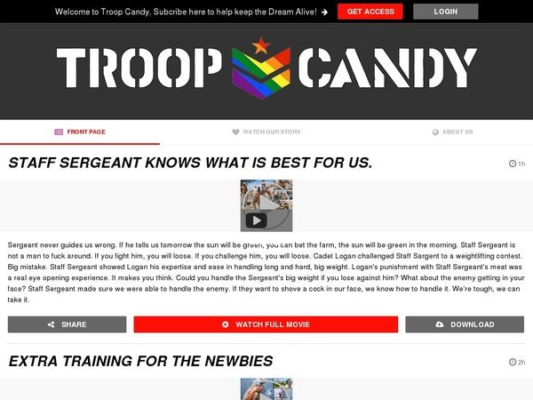 Troopcandy.com New Hd