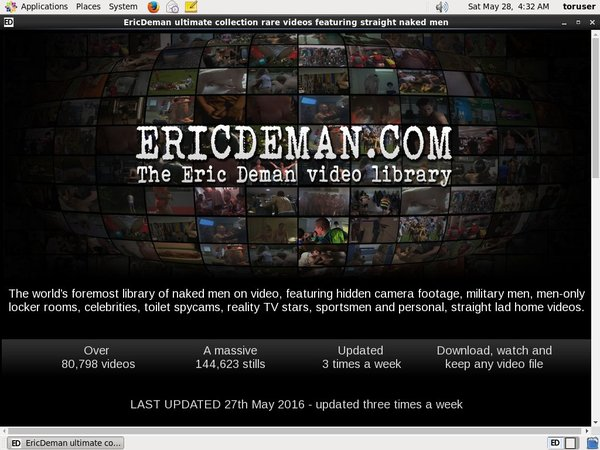 Ericdeman Paypal Payment