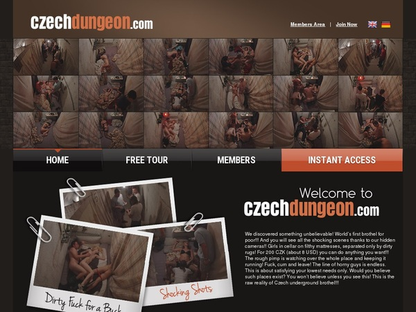 Fre Czech Dungeon Login And Password