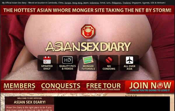 Asiansexdiary Parola D'ordine
