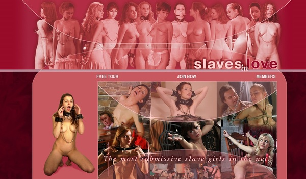 Free Accounts For Slaves In Love