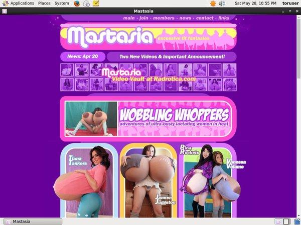 Free Mastasia.com Member