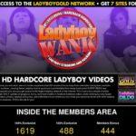 Ladyboy Wank Porn Pass