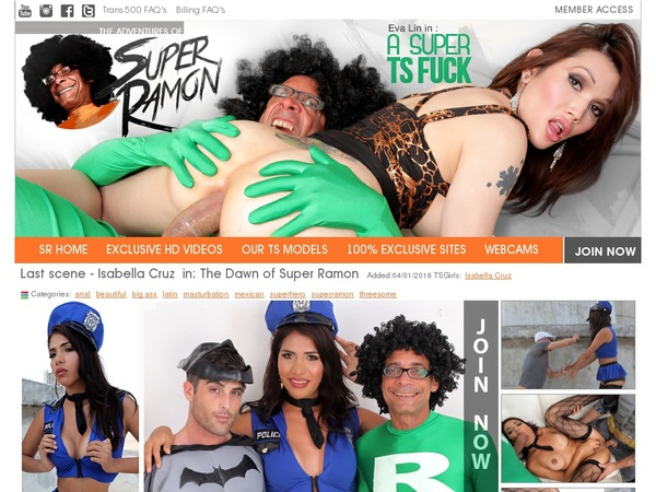 Super Ramon Archives