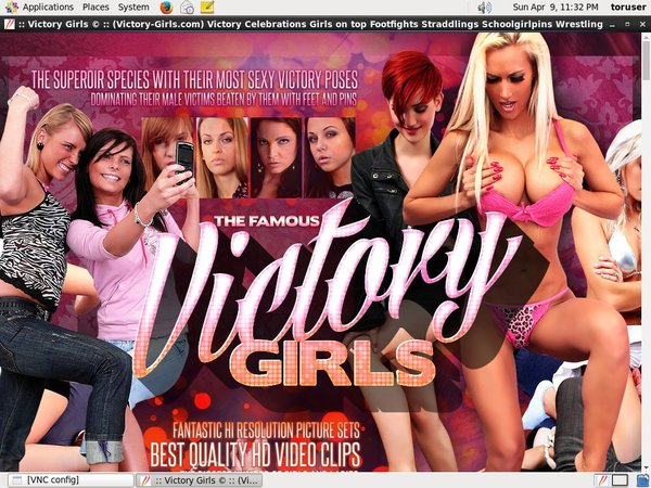 Victory Girls User Name Password