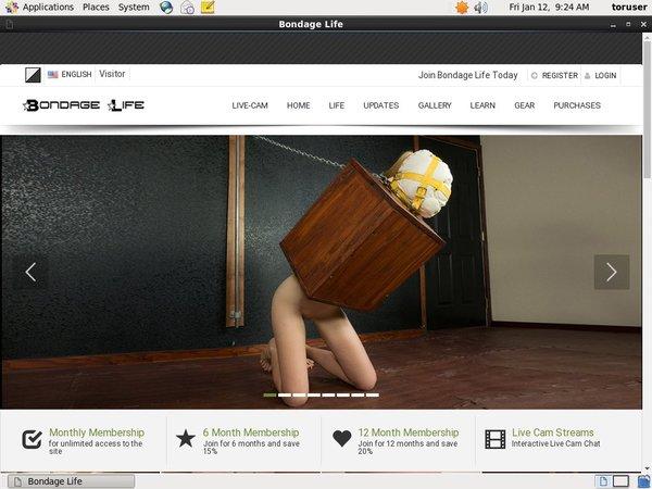 Bondage Life Image Post