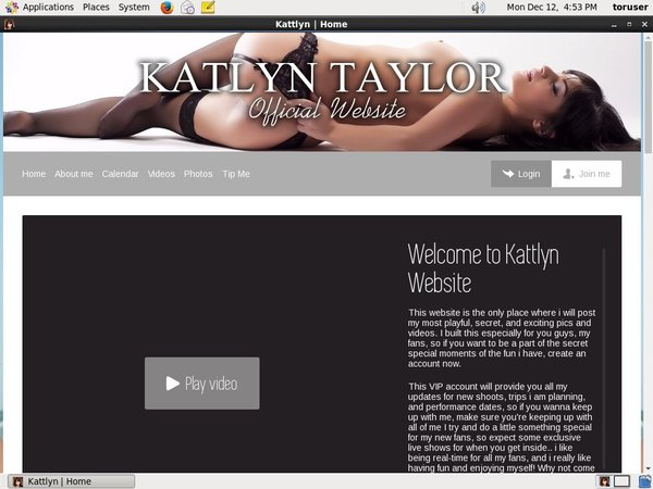 Kattlyn.modelcentro.com Get Discount