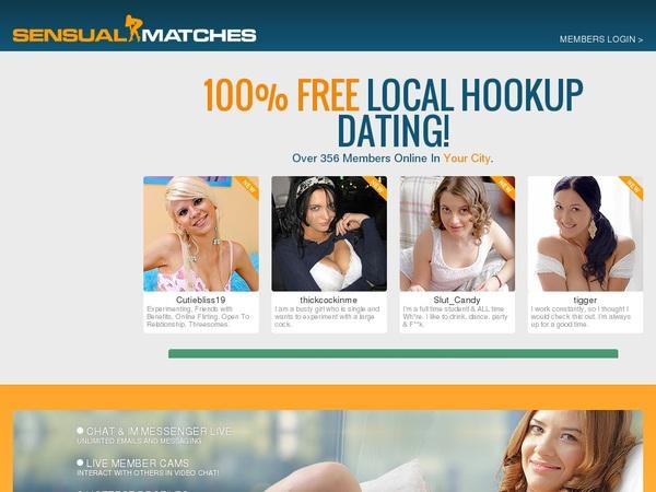 Sensualmatches.com Accept Paypal