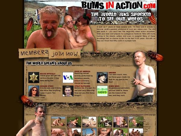Bums In Action Mit ELV