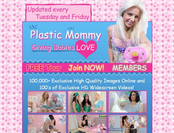 Plastic Mommy Password Generator