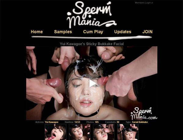 Premium Sperm Mania Account Free