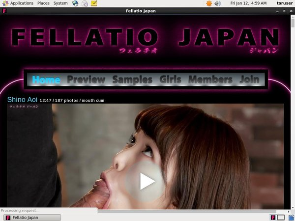 Fellatio Japan Models