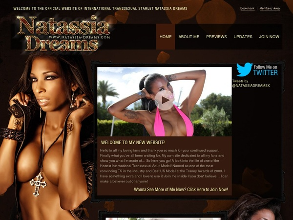Natassia Dreams Login Free